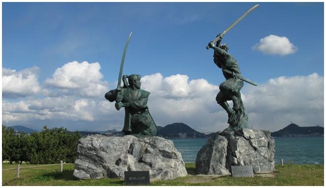Musashi Vs Kojiro